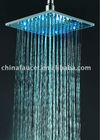 Bathroom LED Shower Copper Bathroom Top Square Rain Shower Heads S-D02