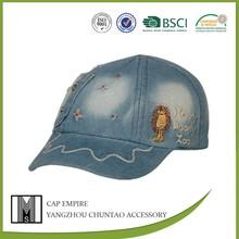 fashion wholesale custom plastic visor cap for children