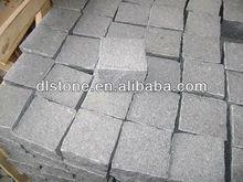 Hot Sell Grey Granite Cube Stone