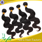Best selling high quality virgin brazilian loose wave remy human hair