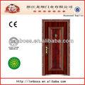 LBS-8803 Good quality Steel Security metal Door Iron door
