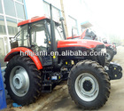 110-120hp long tractors;4wd high power large wheel tractor