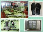 JG-801 footwear making machinery(safty shoe, leather shoe, sandal shoe)