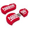 Customized PVC lips USB Red lips pen flash disks,Customized logo USB disks