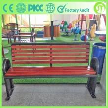 Cheap JT-15904 outdoor wooden garden benches