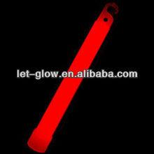 "Red 6 Inch Premium Glow Sticks ,Glow Lightstick ,Safety GLOW 6"" Inch LIGHT STICKS 12 Hours"