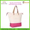 New Arrival Handbag Pattern USA Lady Monogram Canvas Tote Bag