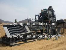2013 High capacity gold mining equipment