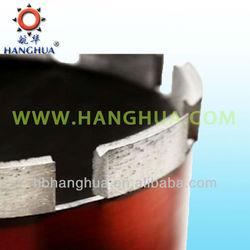 1-1/4UNC thread 450mm concrete diamond core drill bit for reinforced concrete