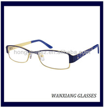 2013 Fashion Cute Kids Eyewear With Two-Tone Color