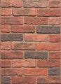 finto muro di mattoni