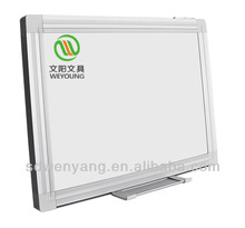2012 London Olympic stars WY-82 wall mounted aluminum frame magnetic white board