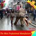 Fuß erwachsene realistische dinosaurier kostüm zum verkauf
