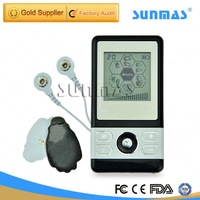 Sunmas SM9198 rechargable tens fda approved body detox