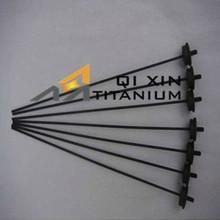 Ir-Ta Coated Titanium for Cathodic Protection Sacrificial Anode