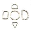 Fashion High Quality Bag & Strap & Collar & Leash Metal D Rings