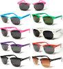 Clubmaster Wayfarer Half Frame Desginer Style Sunglasses
