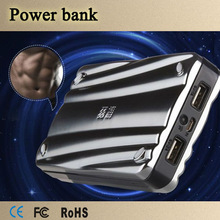 portable power bank 20000mah external backup battery charger case for samsung galaxy s4