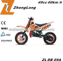 ZLDB-09A High quality mini 49cc Dirt bike