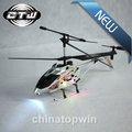 (3) إذاعة قناة 0.5 لعبة ألعاب التحكم هليكوبتر مع الدوران