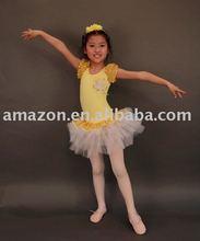 Children's Pretty ballet costumes/tutu/dancewear/spandex leotards