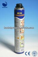 Construction PU Foam espuma de poliuretano