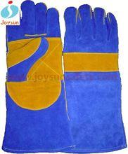 cheap welding gloves reinforced jewellery gloves