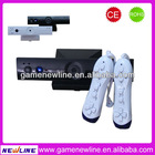 32 bit wireless TV game console and video game console