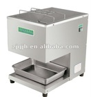 stainless steel electric industrial table meat slicer