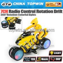 REC333-930B 7CH flying fish rc drift car Motorcycle