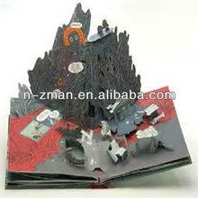 Hot Sale 3D Book,Children 3D Book Printing,3D Puzzle Book