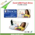 Brauch geschenkkarte usb-stick 512mb- 32GB