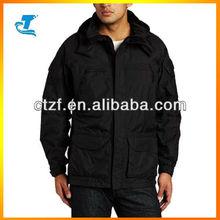 2014 New Latest Casual Men Windproof Parka Jacket