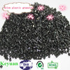 black virgin polyamide nylon 66 pellet modified with toughness agent for castor wheel