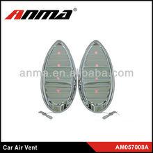 air vent for cars/car air flow meter