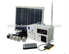 Solar off Grid Power Generating System