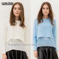 Novo estilo de blusas saree/manga longa e elegante para woment novo estilo blusas saree