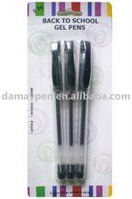 Plastic Gel Ink Pen School&Office Pen