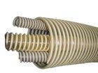 Convoluted PVC heavy duty suction hose pipe