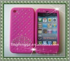 Hot selling cell phone cases and skins for iphone4g