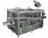 PET bottle Washing Filling Capping Monobloc Machine