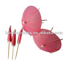 umbrella parasol pick stick skewer