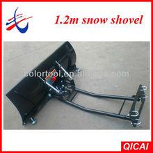 atv/utv shovel snow removal