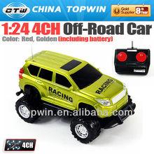 4ch off-road car REC333-4T31 rc car battery life