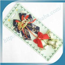 2014 Hot Sale Plastic Wholesale Card Christmas Decoration