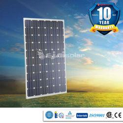 250w 260w monocrystalline solar panel solar module, TUV certified