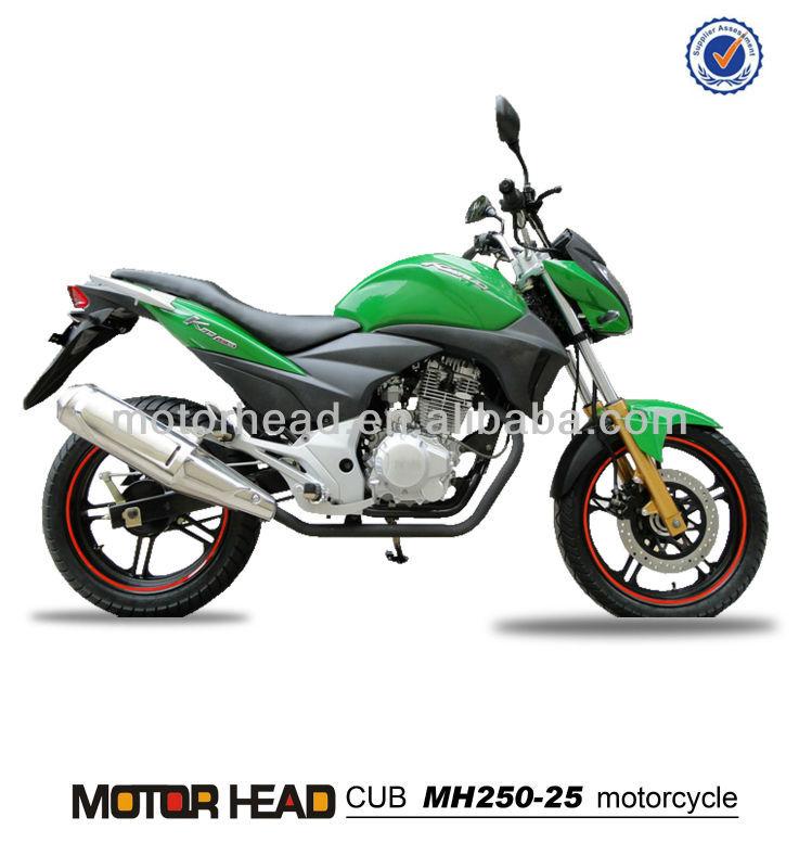 cbr 250 Street bike 250ccm sportmotorrad