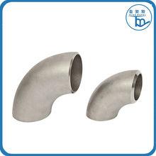 90Deg 304L Seamless Stainless Steel Elbow