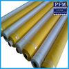 Polyester silk screen printing fabric