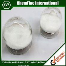 Biocide 2893-78-91,3-Dichloro-6-Hydroxy-1,3,5-Triazine-2,4-Dione Sodium Salt